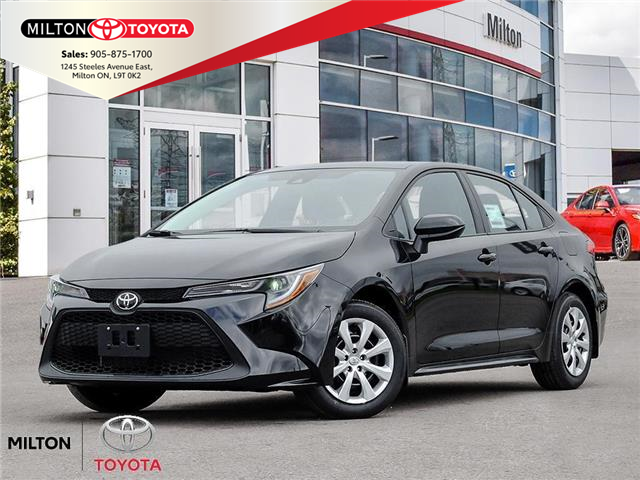 2021 Toyota Corolla LE (Stk: 188340) in Milton - Image 1 of 23
