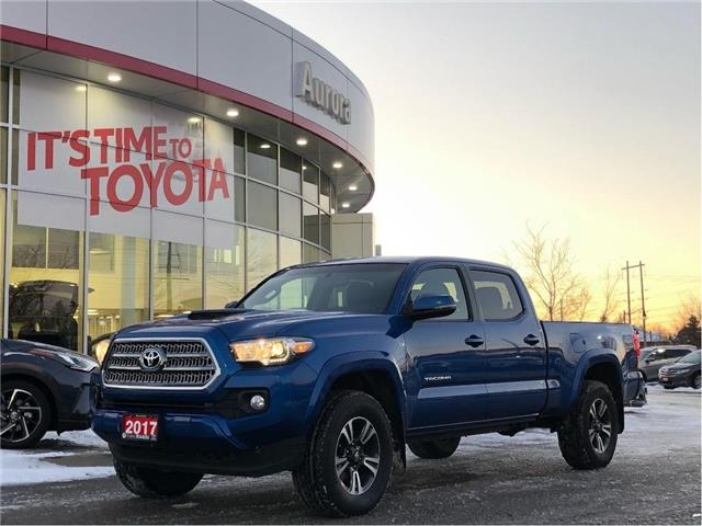 2017 Toyota Tacoma SR5 (Stk: 322581) in Aurora - Image 1 of 24