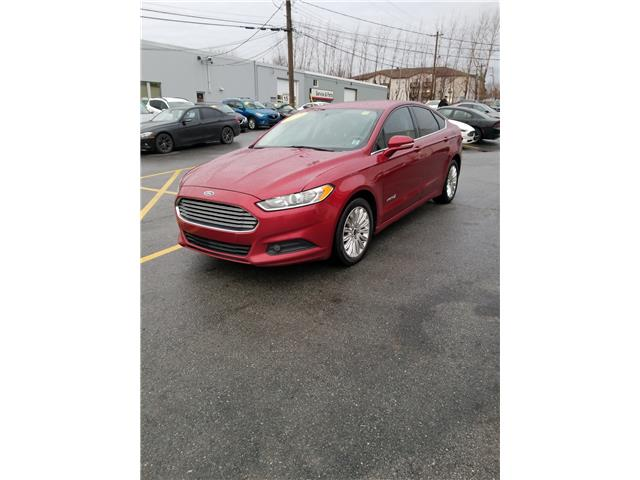 2013 Ford Fusion Hybrid SE (Stk: p20-322) in Dartmouth - Image 1 of 15