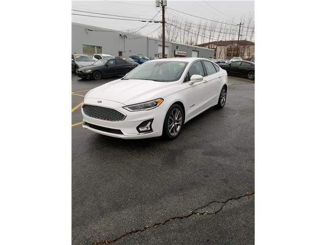 2019 Ford Fusion Hybrid Titanium (Stk: p20-330) in Dartmouth - Image 1 of 15