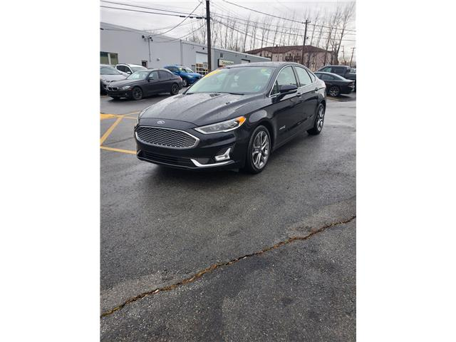 2019 Ford Fusion Hybrid Titanium (Stk: p20-326) in Dartmouth - Image 1 of 19
