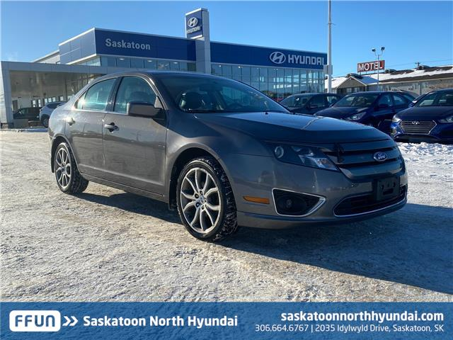 2011 Ford Fusion SEL (Stk: 40487B) in Saskatoon - Image 1 of 11