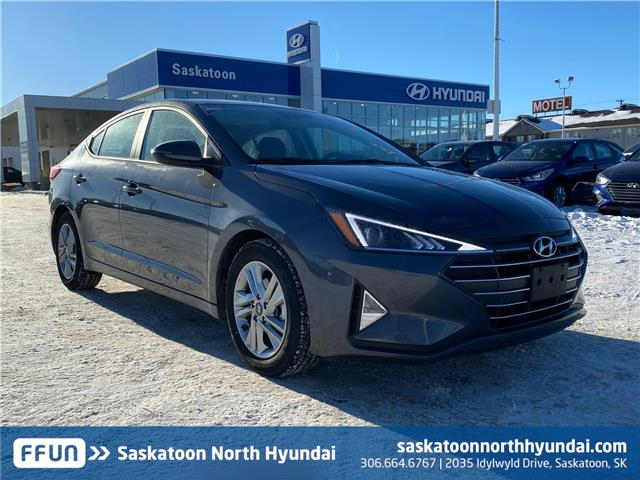 2019 Hyundai Elantra Preferred KMHD84LF1KU872082 B7785 in Saskatoon