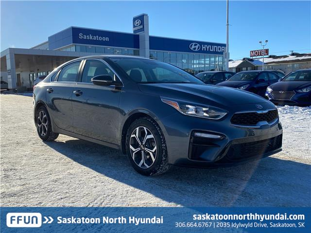 2019 Kia Forte EX (Stk: B7765) in Saskatoon - Image 1 of 9