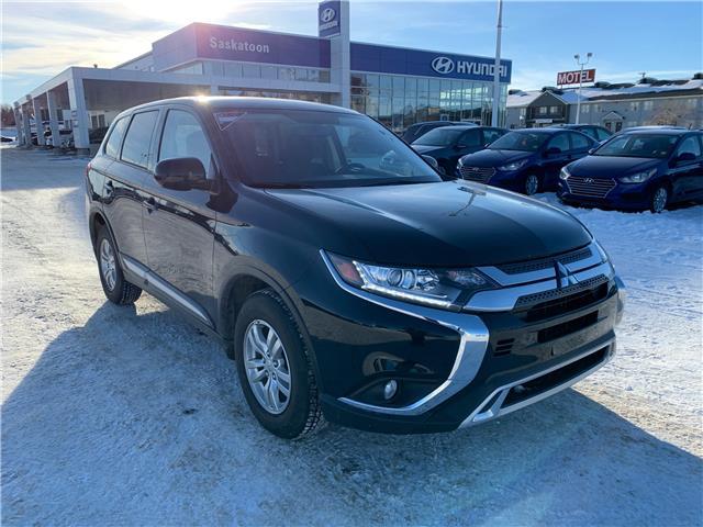 2020 Mitsubishi Outlander ES (Stk: B7684) in Saskatoon - Image 1 of 12