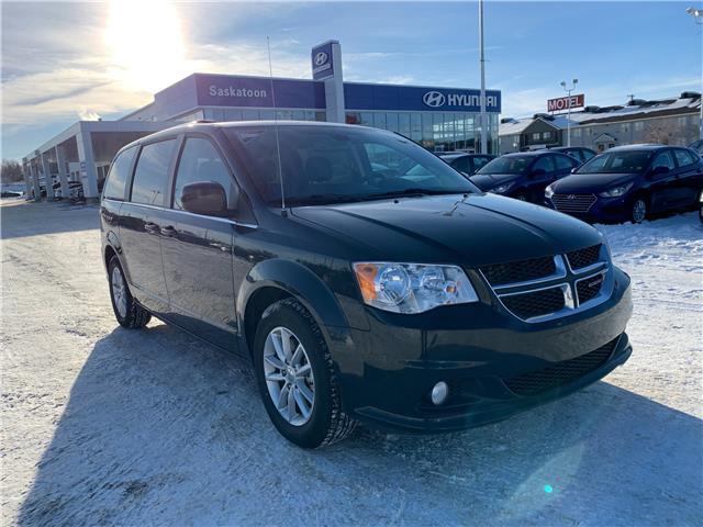 2019 Dodge Grand Caravan CVP/SXT (Stk: B7724) in Saskatoon - Image 1 of 19