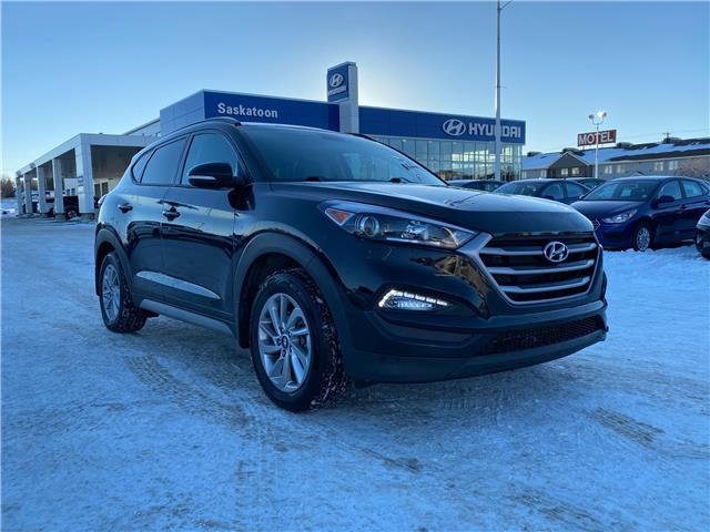 2017 Hyundai Tucson Premium (Stk: 50112A) in Saskatoon - Image 1 of 10