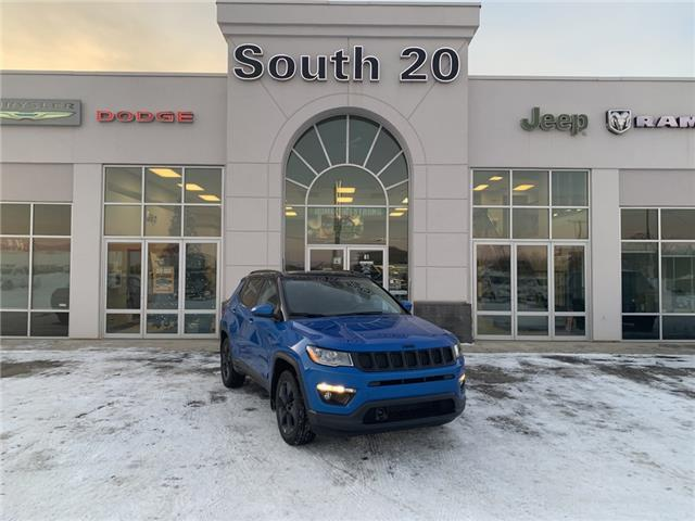 2021 Jeep Compass Altitude (Stk: 41008) in Humboldt - Image 1 of 22