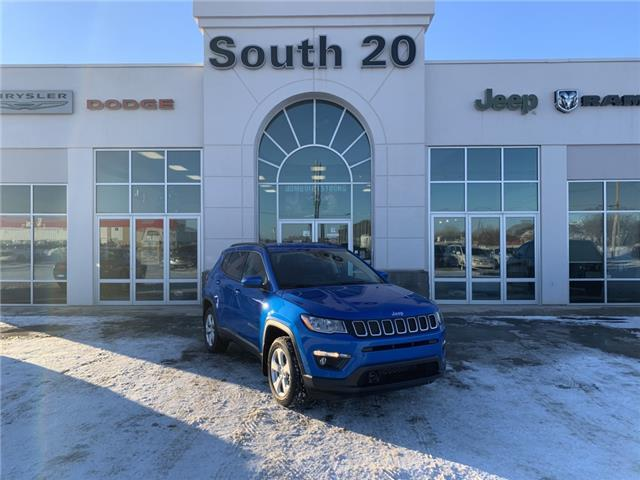 2021 Jeep Compass North (Stk: 41007) in Humboldt - Image 1 of 22