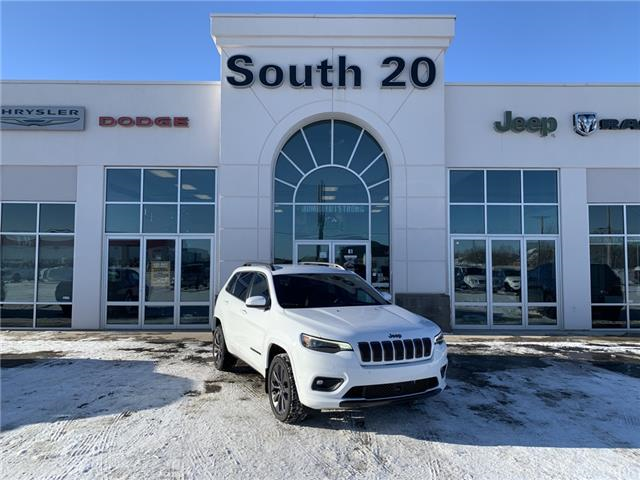 2021 Jeep Cherokee Limited (Stk: 41011) in Humboldt - Image 1 of 22