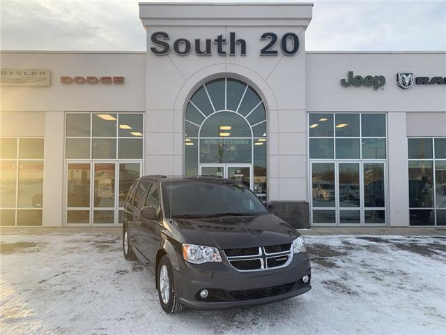 2020 Dodge Grand Caravan Premium Plus (Stk: 40041) in Humboldt - Image 1 of 22