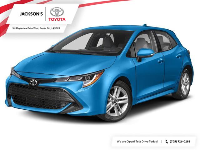 2021 Toyota Corolla Hatchback Base (Stk: 16662) in Barrie - Image 1 of 9