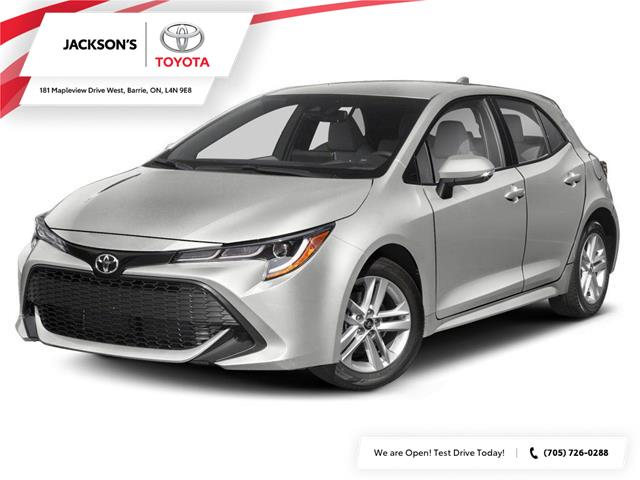 2021 Toyota Corolla Hatchback Base (Stk: 16665) in Barrie - Image 1 of 9