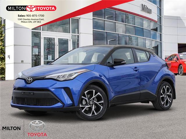 2021 Toyota C-HR XLE Premium (Stk: 102070) in Milton - Image 1 of 22