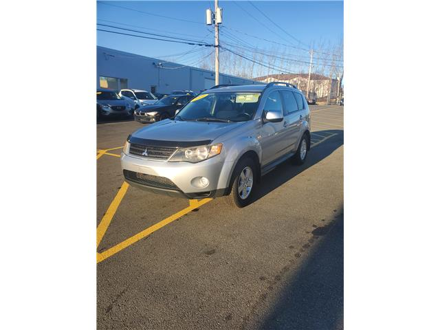 2009 Mitsubishi Outlander SE 4WD (Stk: p20-317) in Dartmouth - Image 1 of 12