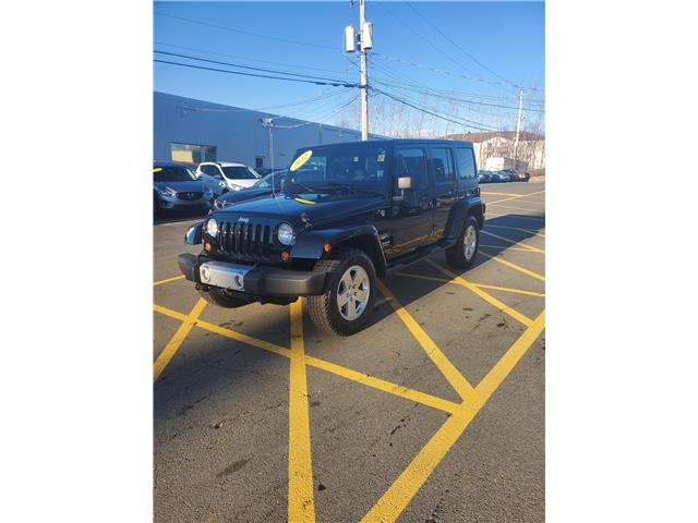 2012 Jeep Wrangler Unlimited Sahara 4WD (Stk: p20-327) in Dartmouth - Image 1 of 14