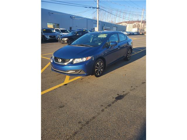 2014 Honda Civic EX Sedan CVT (Stk: p20-314a) in Dartmouth - Image 1 of 13