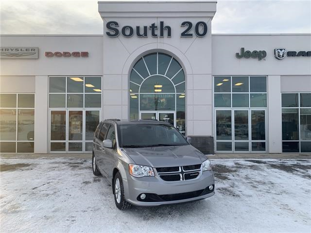 2020 Dodge Grand Caravan Premium Plus (Stk: 40042) in Humboldt - Image 1 of 21