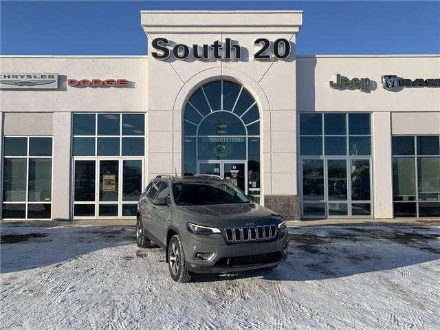 2020 Jeep Cherokee Limited (Stk: 40056) in Humboldt - Image 1 of 22