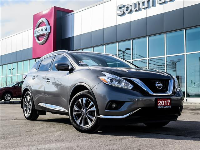 2017 Nissan Murano SL (Stk: 14507) in London - Image 1 of 27