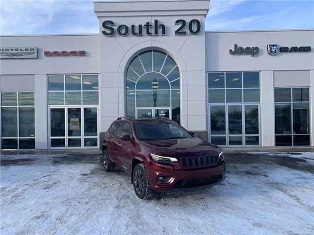2021 Jeep Cherokee Limited (Stk: 41012) in Humboldt - Image 1 of 22