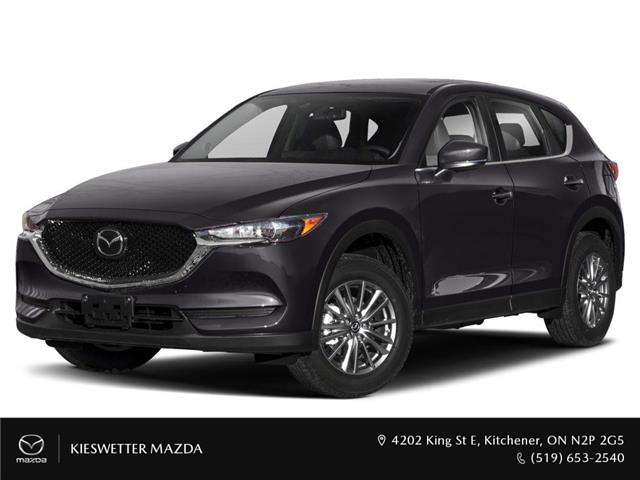 2021 Mazda CX-5 GS (Stk: 37100) in Kitchener - Image 1 of 9