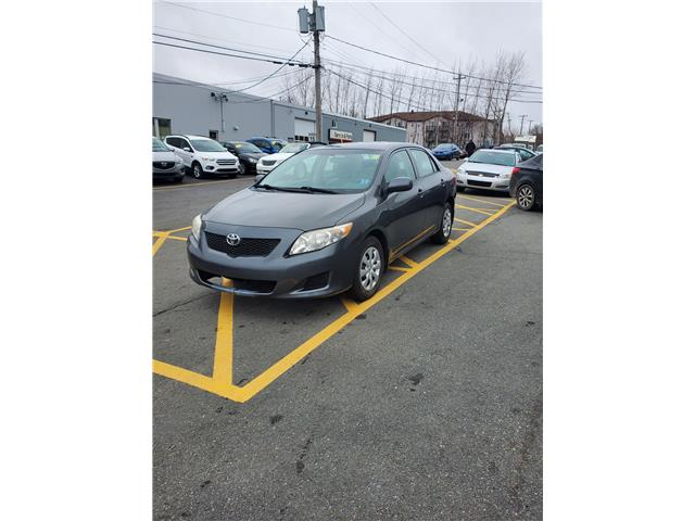 2010 Toyota Corolla CE sedan (Stk: p20-175a) in Dartmouth - Image 1 of 10
