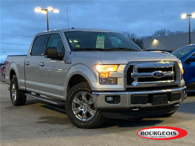 2016 Ford F-150 XLT (Stk: 20T752A) in Midland - Image 1 of 4