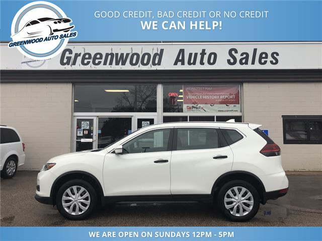 2018 Nissan Rogue S (Stk: 18-01489) in Greenwood - Image 1 of 23