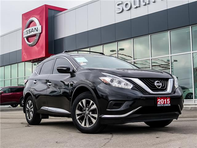 2015 Nissan Murano S (Stk: 14509) in London - Image 1 of 25