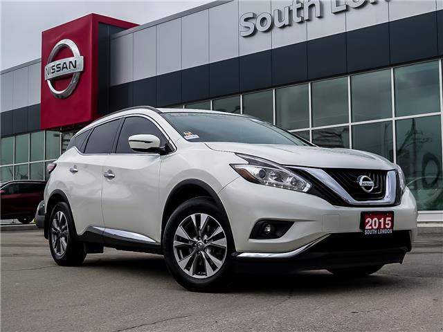 2015 Nissan Murano SV (Stk: 14508) in London - Image 1 of 27