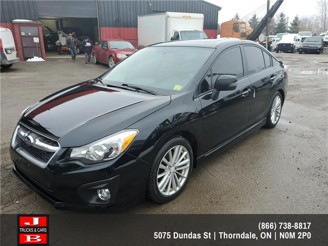 2012 Subaru Impreza 2.0i Limited Package (Stk: 6513) in Thordale - Image 1 of 7
