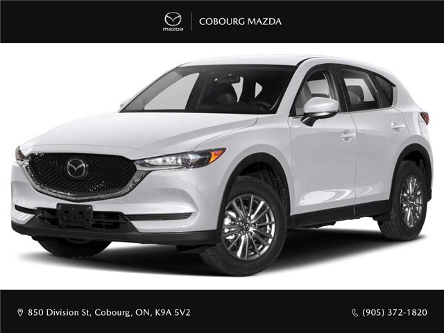 2021 Mazda CX-5 GS (Stk: 21075) in Cobourg - Image 1 of 9