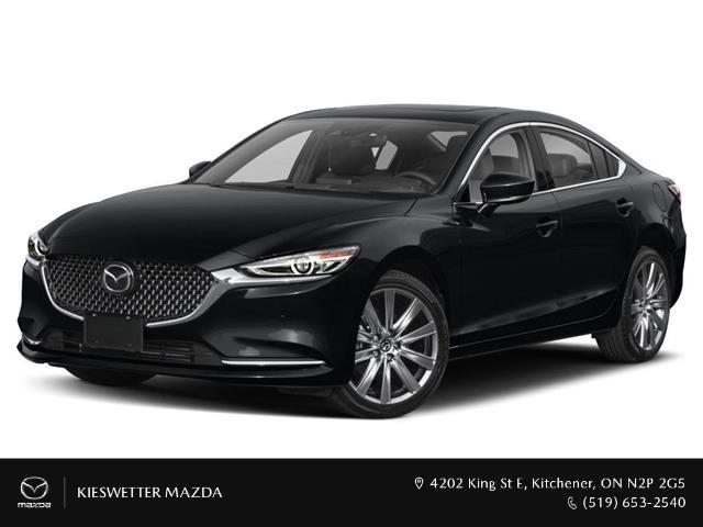 2021 Mazda MAZDA6 Signature (Stk: 37045) in Kitchener - Image 1 of 9