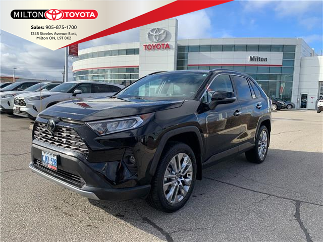 2021 Toyota RAV4 Limited (Stk: 142704) in Milton - Image 1 of 12