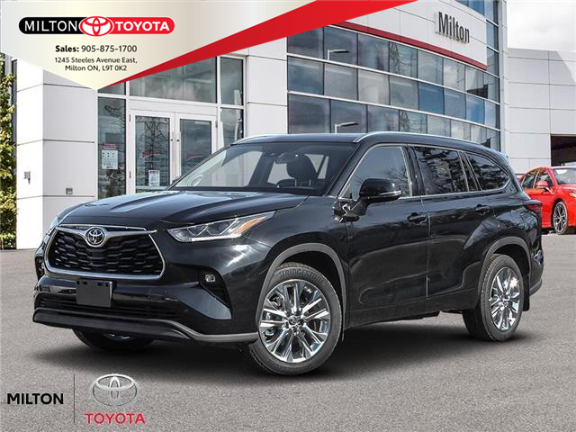 2021 Toyota Highlander Limited (Stk: 074829) in Milton - Image 1 of 10