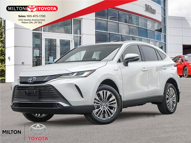 2021 Toyota Venza XLE (Stk: 017405) in Milton - Image 1 of 23