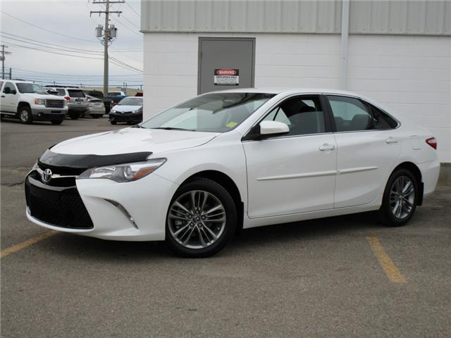 2017 Toyota Camry SE (Stk: 126763) in Regina - Image 1 of 31
