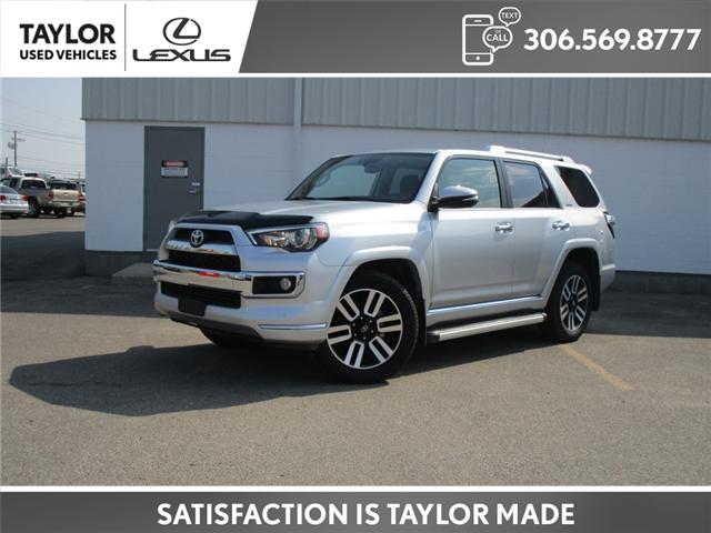 2017 Toyota 4Runner SR5 (Stk: F170224 ) in Regina - Image 1 of 39