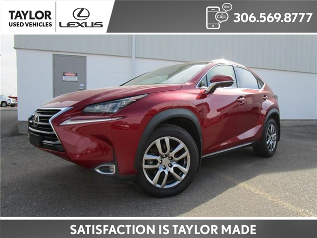 2015 Lexus NX 200t Base (Stk: F170140 ) in Regina - Image 1 of 26