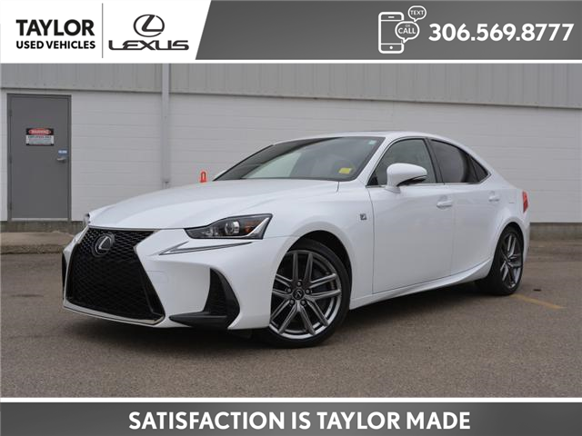 2017 Lexus IS 300 Base (Stk: 170048) in Regina - Image 1 of 31