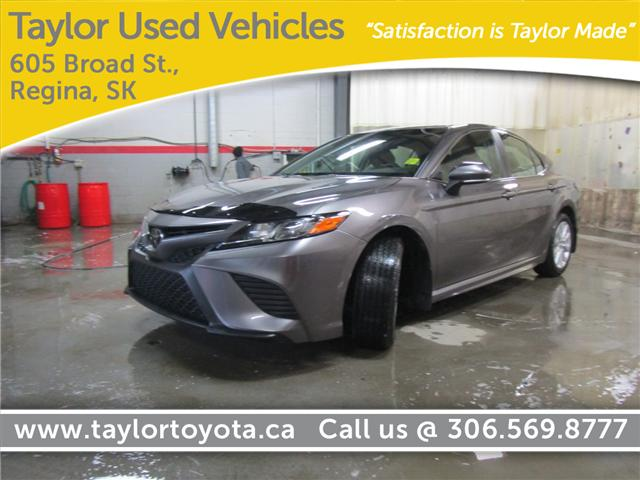 2018 Toyota Camry SE (Stk: 126788 ) in Regina - Image 1 of 30