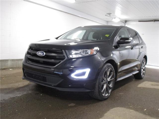 2016 Ford Edge Sport (Stk: 1931722) in Regina - Image 1 of 32