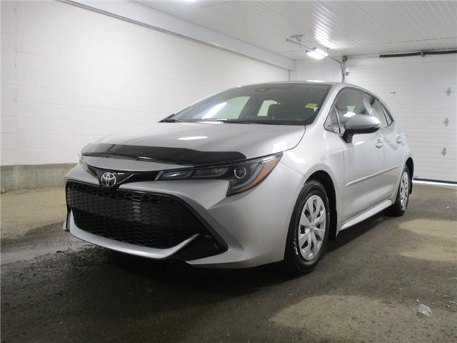2019 Toyota Corolla Hatchback Base (Stk: 126850) in Regina - Image 1 of 30
