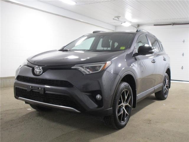 2018 Toyota RAV4 SE (Stk: 1934421) in Regina - Image 1 of 38