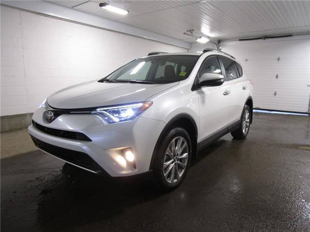 2018 Toyota RAV4 Limited (Stk: 127151) in Regina - Image 1 of 28