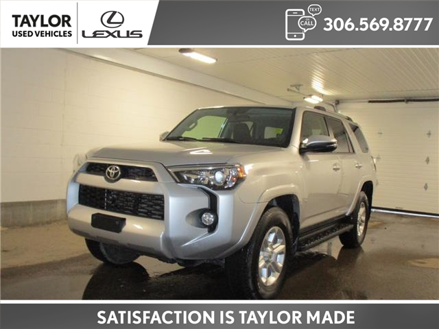2019 Toyota 4Runner SR5 (Stk: F171062 ) in Regina - Image 1 of 36