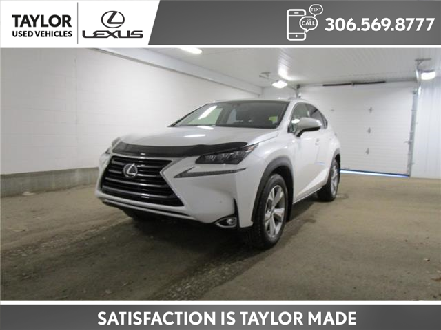 2017 Lexus NX 200t Base (Stk: 127161) in Regina - Image 1 of 40