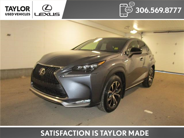 2017 Lexus NX 200t Base (Stk: 2090401 ) in Regina - Image 1 of 32