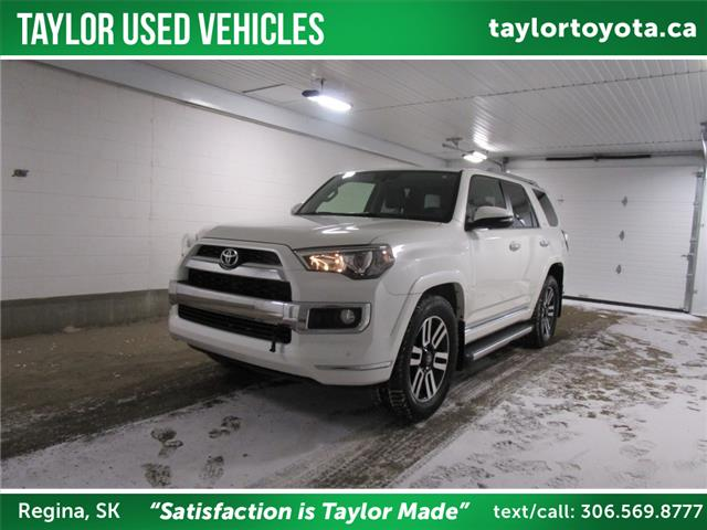 2015 Toyota 4Runner SR5 V6 (Stk: 1937131) in Regina - Image 1 of 34